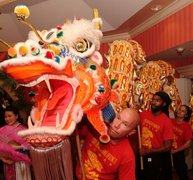 Chinese Dragon Entertainers