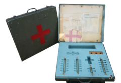 First Aid Kit - Carried by Medics