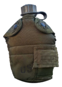 U.S. Army Water Canteen Prop