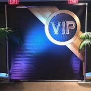 VIP Backdrop