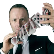 Sleight of Hand Card Magician & Illusionist