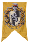 Harry Potter Yellow Flag