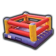Inflatable - Boxing Ring Arena