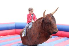 Inflatable - Mechanical Bull