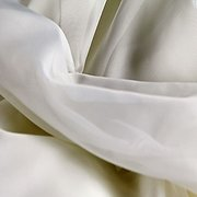 Drape - White Sheer 18' Long