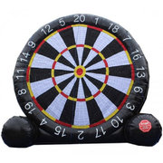 Inflatable - Velcro Dart Game