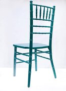 Teal Chiavari Chairs