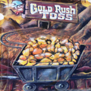 Frame Game - Gold Rush Toss