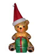 Inflatable Holiday Bear
