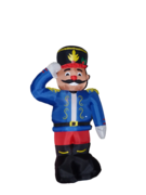 Holiday Toy Soldier Inflatable