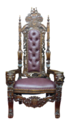 Throne Chair