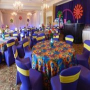 1960's Theme Party at Marietta Country Club