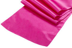 Hot Pink Table Runner