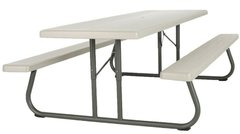 6' Folding Picnic Table