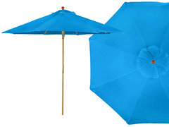 7.5'  Market Umbrella - Blue