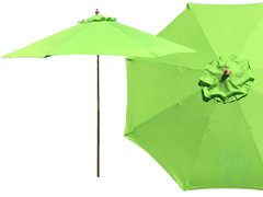 7.5' Market Umbrella - Green