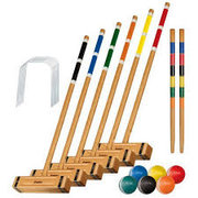 Croquet Set Game