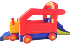 Inflatable - Toddler Train Unit