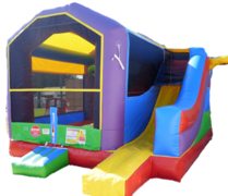 Inflatable - 5-in-1 Bouncer Combo