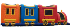 Inflatable - Fun Express Train