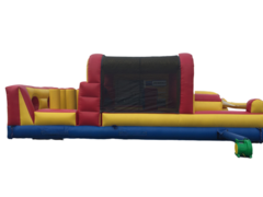 Inflatable - 30' Obstacle Course