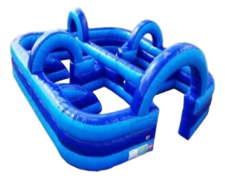 Inflatable - Water Tag Maze