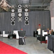 VIP Lounge & Reception