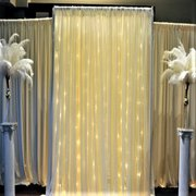 Lighted Drapes