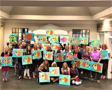 HOA & Country Club Sip and Paint