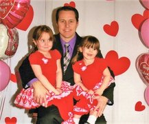 HOA & Country Club Father & Daughter Valentines Day