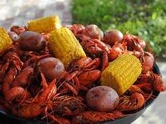 Crawfish or Shrimp Boil - Priced Per Serving