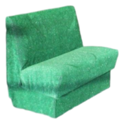 AstroTurf Love Seat