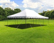 30' x 45' Frame Tent