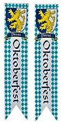 Oktoberfest Flags (set of 2)
