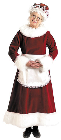Costumes - Holiday - Mrs. Clause