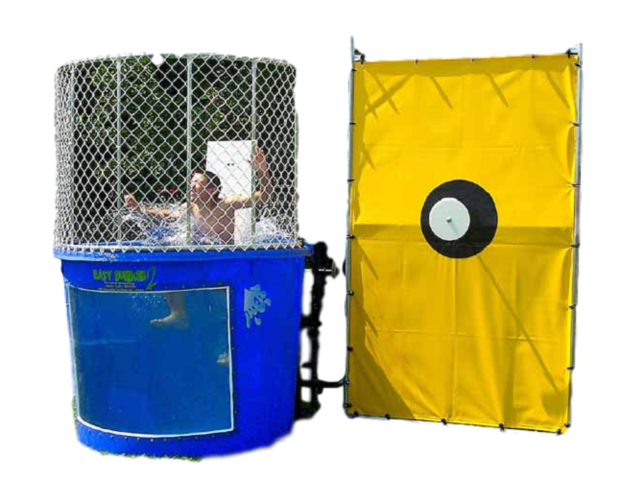 Water Attractions - Dunk Tank