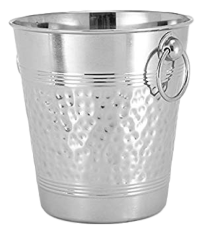 Catering - Silver Ice Bucket