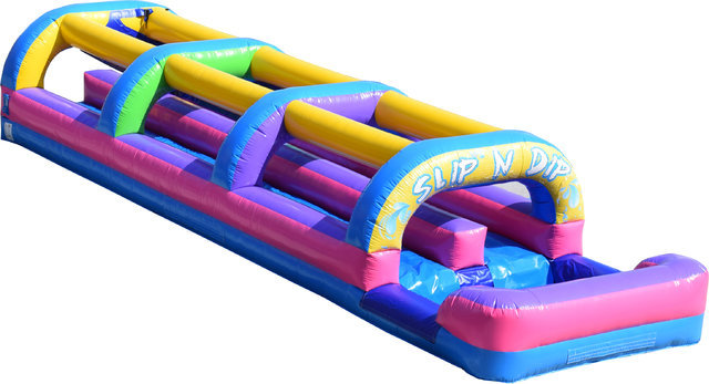 37FT Double Lane Slip-n-Dip