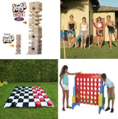 GIANT Games Package