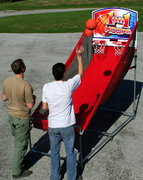 Electronic Basketball Hoops