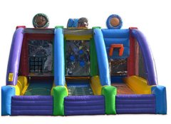 3 Play Sports Carnival Game