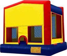 Plain Bounce House option