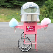 Economy Cotton Candy Machine w/ Cart
