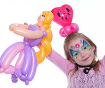 Professional Balloon Twister