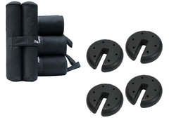 10x10 Tent Weights-Required
