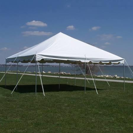 20x20 Canopy Pole Tent