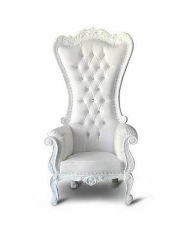 High Back Throne Chair