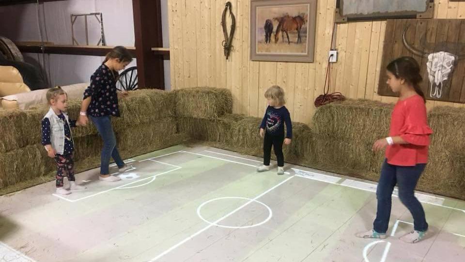 old miners maze indoor playground