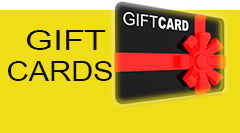 Gift Cards for Party Rentals