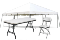 Tents,Tables & Chairs